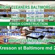 Photo #2: Bright cleaners Baltimore LLC
