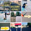 Photo #1: Discount asphalt and sealcoating