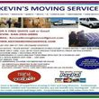 Kevin's Moving Service