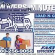 Photo #1: AFFORDABLE PRO-MOVERS in MINUTES!