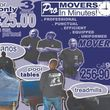 Photo #4: AFFORDABLE PRO-MOVERS in MINUTES!