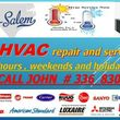 Photo #1: HVAC -REPAIR AND SERVICE SAME DAY/After hours and weekend only.)
