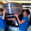 Professional Movers, Honest, Fast, Low rates, No hidden fees.