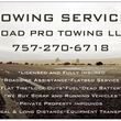 Photo #1:  ROAD PRO TOWING