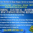 Photo #1: PLUMBER - ELECTRICIAN- HVAC REPAIR- -  PRICES U LIKE