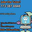 Computer Tutor And Guidance.