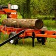 Photo #1: Portable Sawmill Service