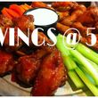 WINGS 50 CATERING. NOW DELIVERS