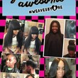 Hair stylist - weaves by Bre