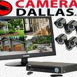 SECURITY CAMERAS - INSTALLED NEXT DAY 4 AND 8 CAMERA SYSTEMS AVAILABLE