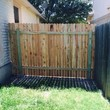 Wood Fence repairs, Gate Repair