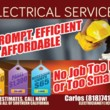 AFFORDABLE>>RELIABLE>>SKILLED-ELECTRICIAN