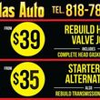 Engine Head Gasket Repair Complete Valve Job 1 Year Warranty from $799