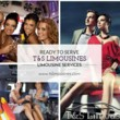 T&S Limousine/ Date Night/Bachelorette/ Bachelor/ Day Trip $55-$75/hr