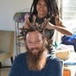 All-Natural Dreadlocks TER VEINIC LA DREADS (Thai Crochet-Hook Method)