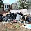 Trash, debri, clean up