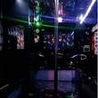 20 Passenger Party Bus Rental with Stripper Pole/ and Free Hookah