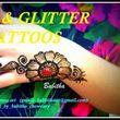 Henna tatto, beautiful henna body art