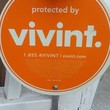 Vivint Home Security, uses wireless, burglars can't trip this system