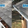 Photo #1: Dedham Gutter and window cleaning