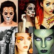 Halloween Make-up !!!