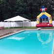 Tents, Bounce Houses, tables , chairs, moonwalk. Party, birthdays,...