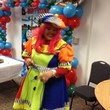 CLOWN FOR BIRTHDAY PARTY, FACE PAINTING, BALLOON TWISTING
