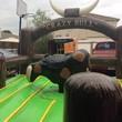 Toro mecanico / mechanical bull