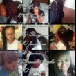 70 box braids, 70 marley twist, 80 individuals ,90 faux locs!!