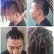 DREDLOCK REPAIR AND MAINTENANCE FOR CAUCASIANS HAIR
