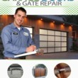 Photo #1: CHEAP Garage Door Repair & Gate Repair