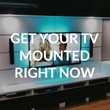 Professional & Affordable TV Mounting