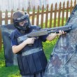 Kids Paintball Party Fun at Your Place!