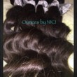 Photo #1: $160 Frontal install no tape no glue. & $90 partial sew in special