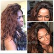 Photo #2: $160 Frontal install no tape no glue. & $90 partial sew in special