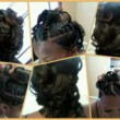 Braids, weaves, ponytails, up dews and much more!