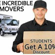 INCREDIBLE MOVERS!!!