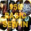 $50 BASIC SEW-IN