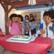 Cartoon characters for kids birthdays entertainers for parties