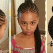 Photo #1: Everday special! Kids plaits -> $45