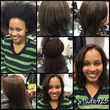 "Grand Opening Special! Super Smooth Silk Press w/free Trimœ""..."