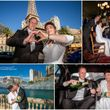 Wedding Photography - Vegas Sign, Eiffel Tower, Bellagio Fountains....
