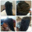 $60 Large Faux Locks & Jumbo Kinky Twist, Box Braids