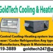 Repair/Install Refrigeration, Walk in Cooler, Walk in Freezer!!