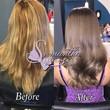 Salon Services. Hair Treatments