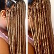 Affordable price for Box braids & crotchet braids