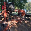 Portable sawmill and slabbing service