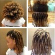 Faux locs by Gabby