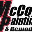 Professional Paint Contractor. McCoy Painting & Remodel, LLC