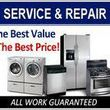 Photo #1: One Appliance Repair Servicer. Licensed & Insured